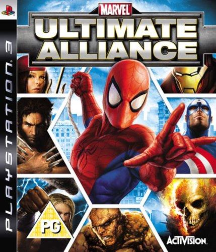 Marvel Ultimate Alliance - Used (PS3)