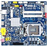 Gigabyte LGA 1155 Intel H77 HDMI SATA 6Gb/s USB 3.0 Thin Mini-ITX Intel Motherboard GA-H77TN