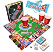 DRINK-A-PALOOZA Drinking Games for Adults, The Best Adult Board Games & PARTY GAMES, Adult Games & Adults Gifts adult toys & bachelor party gifts for college parties featuring Kings drinking games, BEER PONG & flip cup