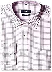 Basics Men's Formal Shirt (8907054534814_14BFS31644_40_Pink)