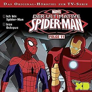 Der ultimative Spiderman 11 Hörspiel
