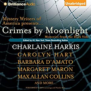 Crimes by Moonlight Audiobook