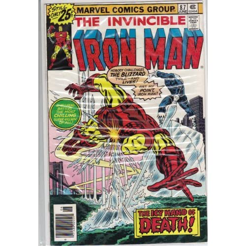 Iron Man #87 Comic Book