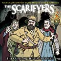 The Scarifyers: The Curse of the Black Comet  by Simon Barnard, Paul Morris Narrated by Nicholas Courtney, Terry Molloy, Brian Blessed