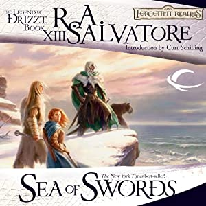 Sea of Swords: Legend of Drizzt: Paths of Darkness, Book 3 | [R. A. Salvatore]