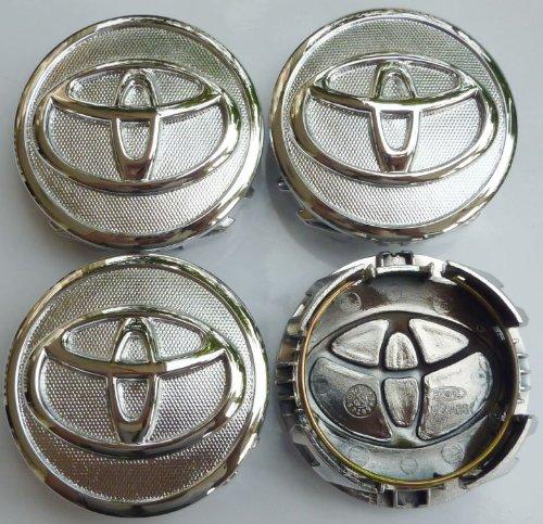 Toyota Camry, Corolla, Prius C, Prius V, Matrix, Rav4, Highlander, Solara, Wagon 2011-2014 Center Caps Cover Wheel Hub Rim 4pcs (Center Cap For Rims 15 compare prices)