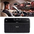 DLAND Bluetooth 4.0 Visor Handsfree In-Car Speakerphone Car kit for iPhone