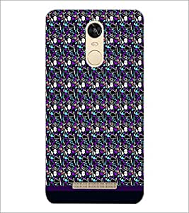 PrintDhaba Pattern D-1832 Back Case Cover for XIAOMI REDMI NOTE 3 PRO (Multi-Coloured)
