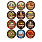 Brooklyn Beans Variety Pack Coffee K-Cups for Keurig Brewers, 40 Count