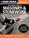Black & Decker The Complete Guide to Masonry & Stonework (Black & Decker Complete Guide)