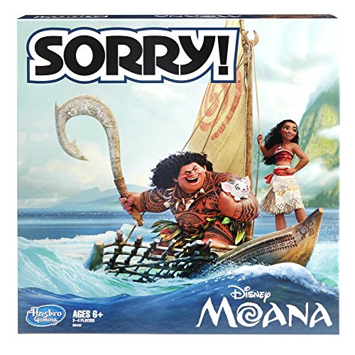 Sorry! Disney Moana Edition