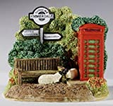 Lilliput Lane Emmerdale Sign