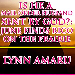 Is He a Mail Order Husband Sent by God? Audiobook