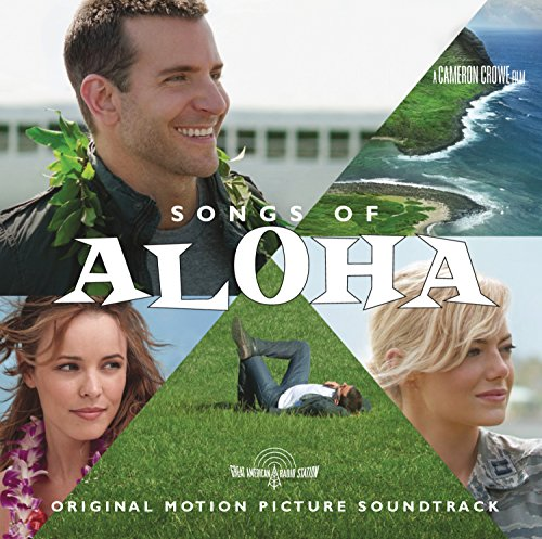 Audio CD : Songs of Aloha (Original Motion Picture Soundtrack) [+Peso($27.00 c/100gr)] (US.AZ.6.99-0-B00W8G7J4O.387)