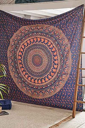 indian-mandala-tapestry-wall-hanging-bohemian-elephant-decor-cotton-bedding-double-hippie-dorm-room-