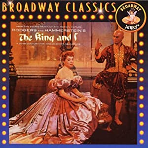 The King And I Original Film Soundtrack Soundtrack from Broadway Classics