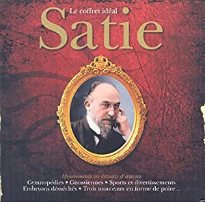 Coffret Ideal Erik Satie (le)