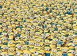 Clementoni-314508-Puzzle-Minions-Impossible-1000-Teile
