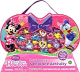 Tara Toy Minnie Pop Bead Necklace Activity Kit