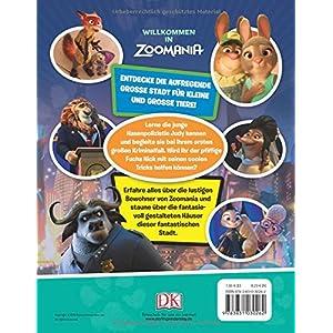Disney Zoomania: Das Buch zum Film