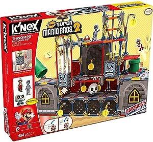 K'Nex Super Mario Thwomps Building Set: Amazon.ca: Toys ...