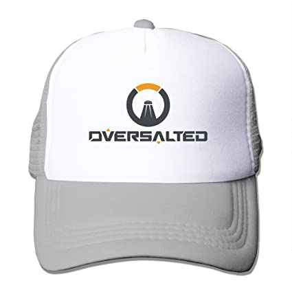 KECH Men Women Overwatch Logo Hat Black (5 Colors)