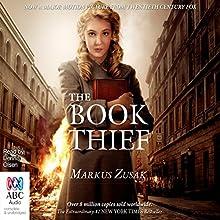 The Book Thief Audiobook by Markus Zusak Narrated by Dennis Olsen