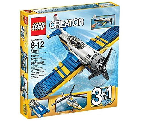 LEGO Creator 31011 - Avventure Aeree