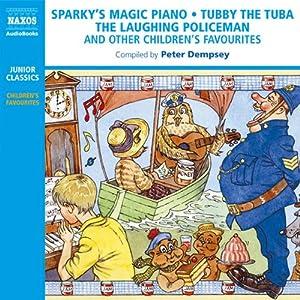 Sparky's Magic Piano | [Naxos AudioBooks]