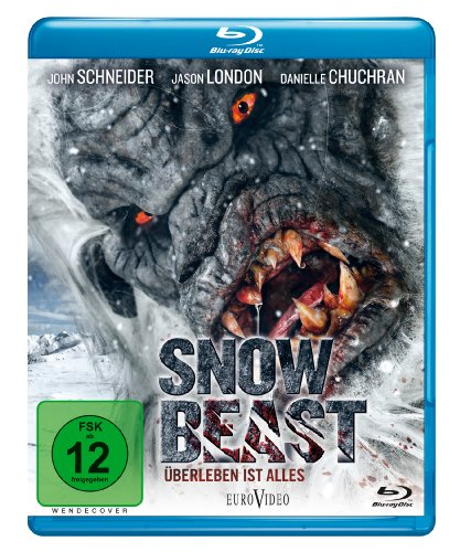Snow Beast - Überleben ist alles [Blu-ray]