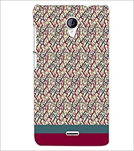 PrintDhaba Typography D-1086 Back Case Cover for MICROMAX A106 UNITE 2 (Multi-Coloured)