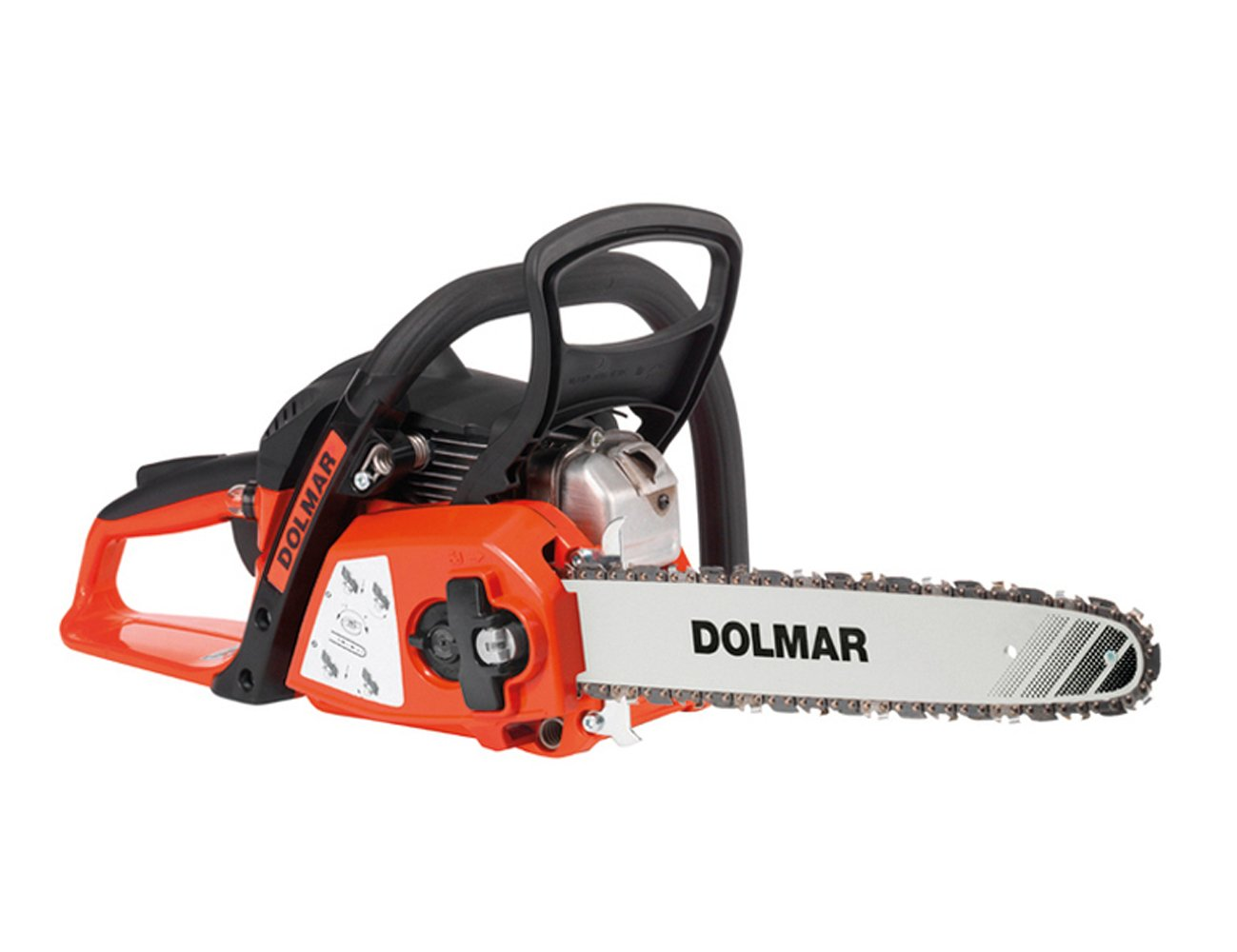 Dolmar 701165135 BenzinMotorsäge PS32C TLC 35 cm  BaumarktKritiken und weitere Infos