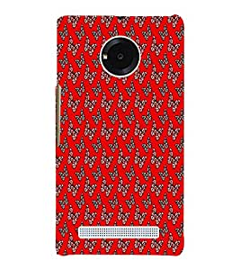 Butterfles Flies 3D Hard Polycarbonate Designer Back Case Cover for YU Yureka Plus
