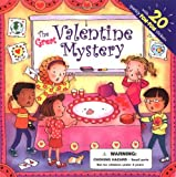 Pom-Pom Sticker Stories: The Great Valentine Mystery