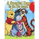 Disney Pooh's 1st Birthday Invitations 8pk Hallmark Party Supplies Birthday Celebration