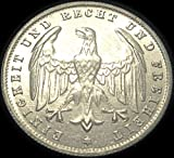 German 500 Mark Coin – 1923A – Extra Fine Condition!