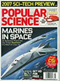 img - for Popular Science, January 2007 Issue book / textbook / text book