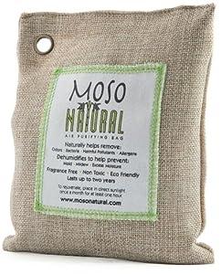 Moso Natural Air Purifying Bag 200g Natural Color