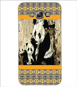PrintDhaba Pandas D-4227 Back Case Cover for SAMSUNG GALAXY GRAND MAX (Multi-Coloured)