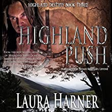 Highland Push (       UNABRIDGED) by Laura Harner Narrated by Noah Michael Levine
