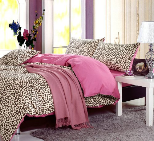 Leopard Bedding Twin front-1041313