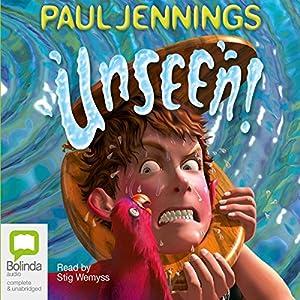 Unseen! Audiobook