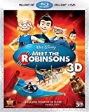 Meet The Robinsons (Three-Disc Combo: Blu-ray 3D/Blu-ray/DVD)