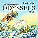 Die Abenteuer des Odysseus Hörspiel von Dimiter Inkiow Gesprochen von: Boris Aljinovic, Bärbel Röhl, Laura Maire