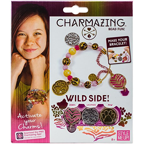 Wooky Entertainment 946 Wild Side! Bead Fun! Bracelet Kit (Wooky Entertainment Inc compare prices)