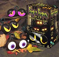 Spooky Flashing Eyes Asst. (set of 3) from Mystery House