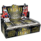 2014 Topps Tribute Baseball box