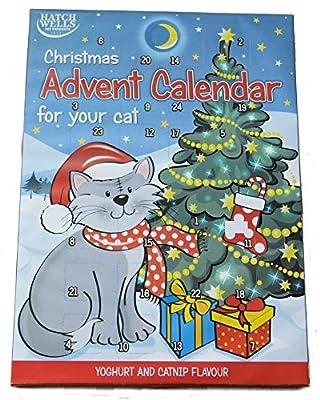 Hatchwell - Cat Treat Advent Calendar