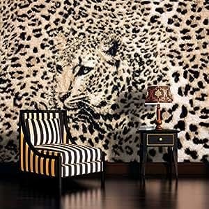 Cheetah wallpaper mural for Amazon mural wallpaper