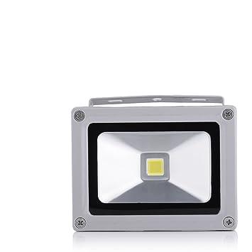 LED Flutlicht Fluter Strahler Außen Scheinwerfer IP44 IP65 10W-100W Slim Outdoor